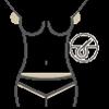 Bikini + oksels