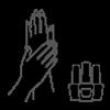 Gelish op handen